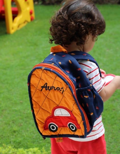Personalized Bag- Car