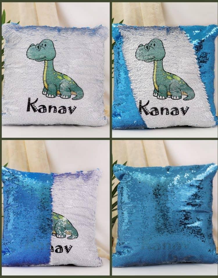 Personalized-Magic-Pillow-Dinosaur